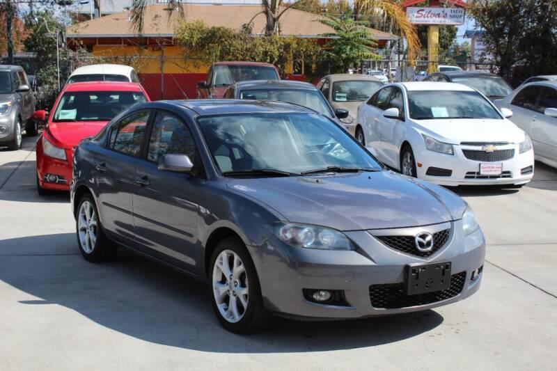 2008 Mazda MAZDA3 for sale at Car 1234 inc in El Cajon CA
