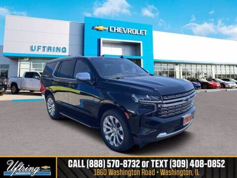 2021 Chevrolet Tahoe for sale at Gary Uftring's Used Car Outlet in Washington IL