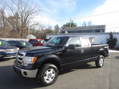 2013 Ford F-150 for sale at Auto Choice of Middleton in Middleton MA