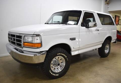 1995 Ford Bronco for sale at Thoroughbred Motors in Wellington FL