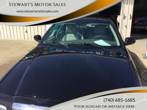 2011 Mercury Grand Marquis for sale at Stewart's Motor Sales in Byesville OH