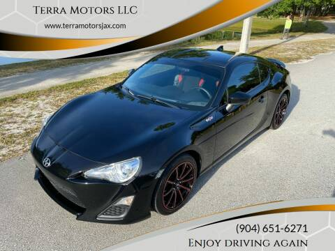 2015 Scion FR-S for sale at Terra Motors LLC in Jacksonville FL