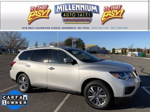 2020 Nissan Pathfinder for sale at Millennium Auto Sales in Kennewick WA