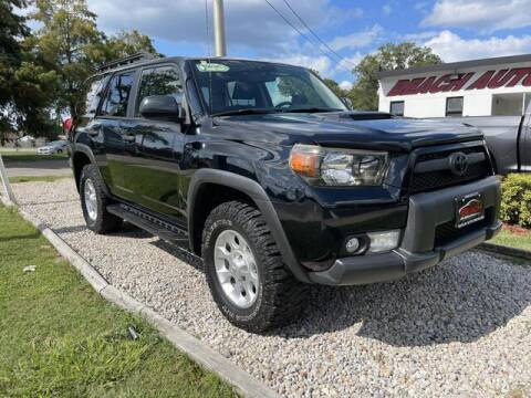 2011 Toyota 4Runner for sale at Beach Auto Brokers in Norfolk VA