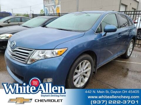 2009 Toyota Venza for sale at WHITE-ALLEN CHEVROLET in Dayton OH