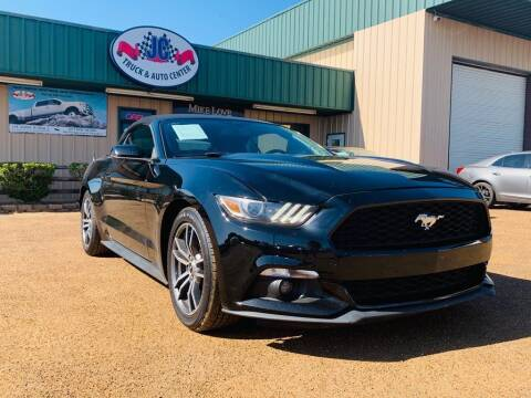 2016 Ford Mustang for sale at JC Truck and Auto Center in Nacogdoches TX