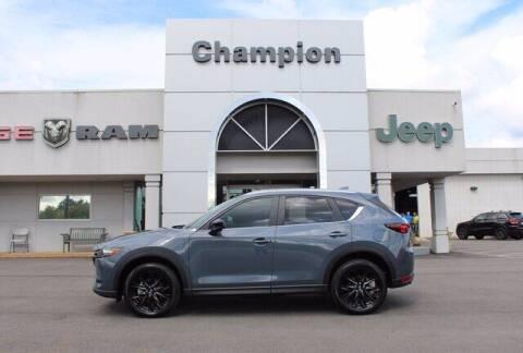 2021 Mazda CX-5 for sale at Champion Chevrolet in Athens AL