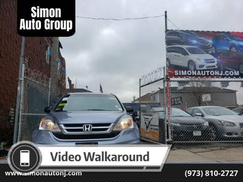 2011 Honda CR-V for sale at Simon Auto Group in Newark NJ