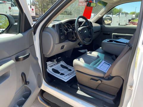 2012 Chevrolet Silverado 2500HD for sale at Foust Fleet Leasing in Topeka KS