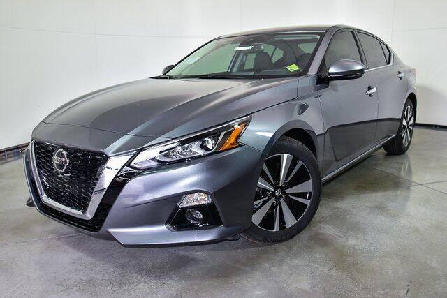 2021 Nissan Altima for sale in Las Vegas, NV