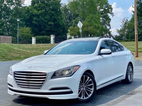 2015 Hyundai Genesis for sale at Sebar Inc. in Greensboro NC