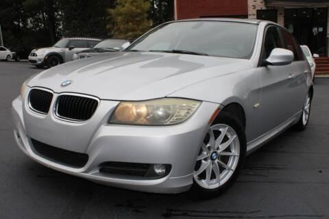 2010 BMW 3 Series for sale at Atlanta Unique Auto Sales in Norcross GA