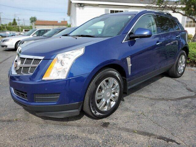 2012 Cadillac SRX for sale at Paramount Motors in Taylor MI