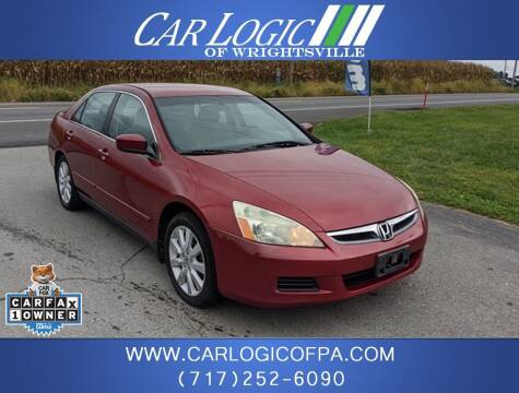 2007 Honda Accord for sale at Car Logic in Wrightsville PA