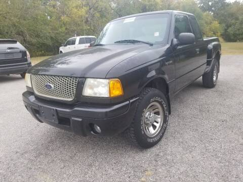 2003 Ford Ranger for sale at Empire Auto Remarketing in Shawnee OK