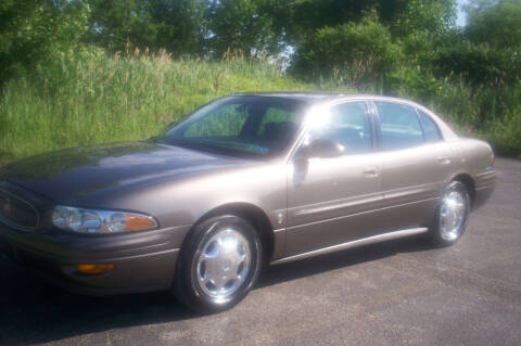 2002 Buick LeSabre for sale at Action Auto Wholesale - 30521 Euclid Ave. in Willowick OH