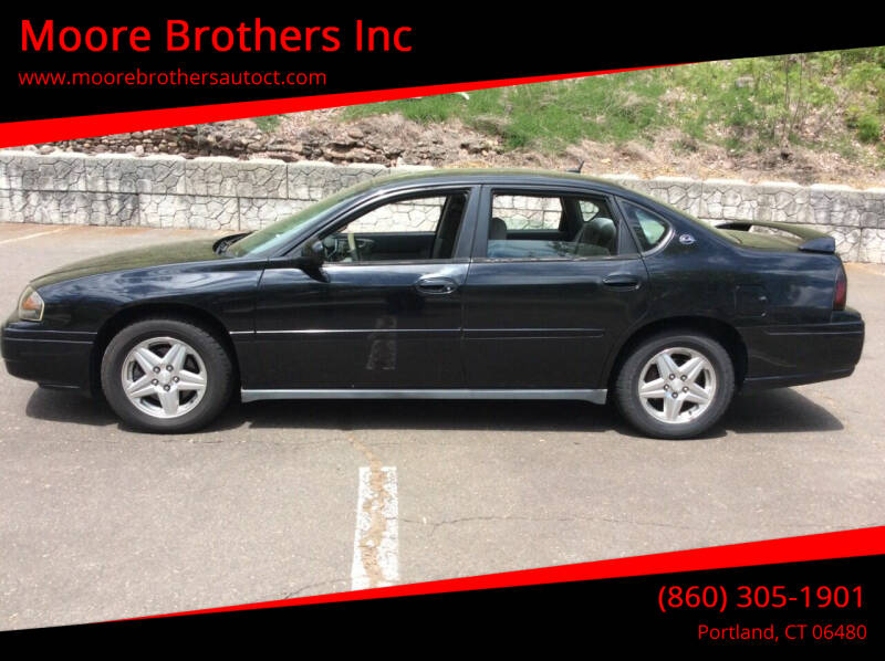 2005 Chevrolet Impala for sale in Portland, CT