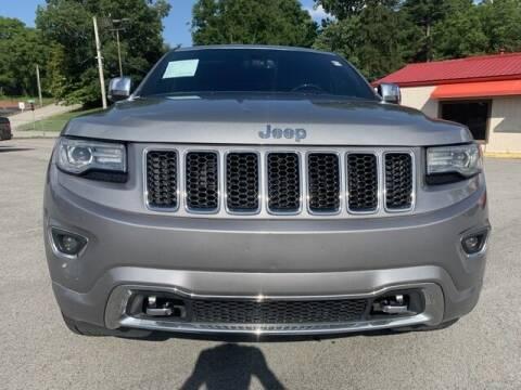 2014 Jeep Grand Cherokee for sale at CON ALVARO ¡TODOS CALIFICAN!™ in Columbia TN