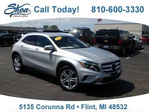 2015 Mercedes-Benz GLA for sale at Jamie Sells Cars 810 - Linden Location in Flint MI