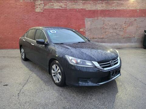2014 Honda Accord for sale at U.S. Auto Group in Chicago IL