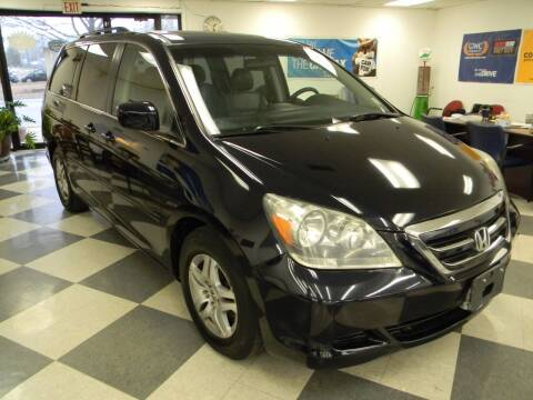2005 Honda Odyssey for sale at Lindenwood Auto Center in St.Louis MO