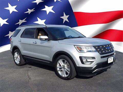 2017 Ford Explorer for sale at Gentilini Motors in Woodbine NJ