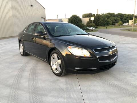 2010 Chevrolet Malibu for sale at King of Cars LLC in Bowling Green KY