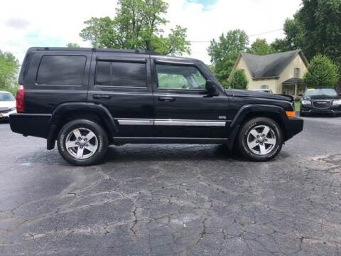 2006 Jeep Commander for sale at Westview Motors in Hillsboro OH