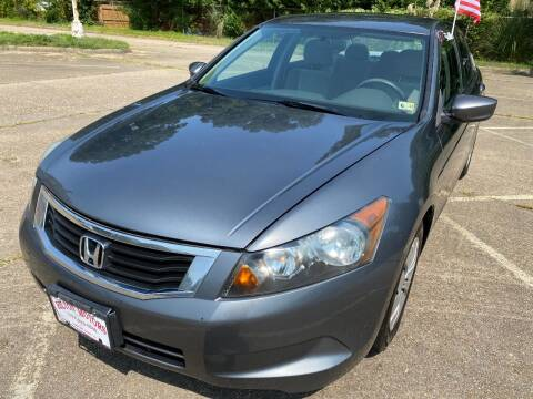 2010 Honda Accord for sale at Hilton Motors Inc. in Newport News VA