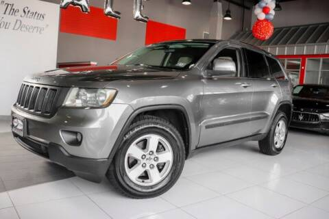 2012 Jeep Grand Cherokee for sale at Quality Auto Center in Springfield NJ
