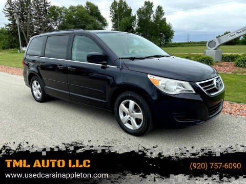 2011 Volkswagen Routan for sale at TML AUTO LLC in Appleton WI