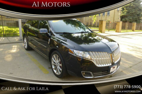 2010 Lincoln MKT for sale at A1 Motors Inc in Chicago IL