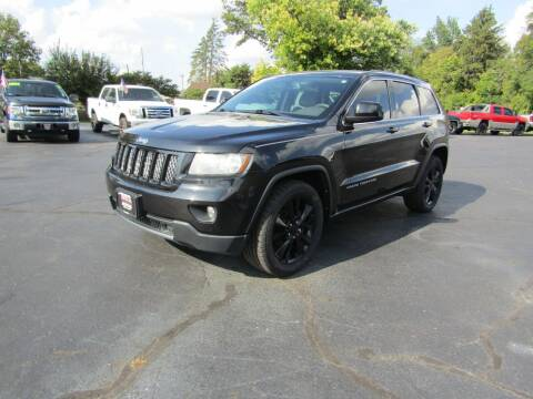 2013 Jeep Grand Cherokee for sale at Stoltz Motors in Troy OH