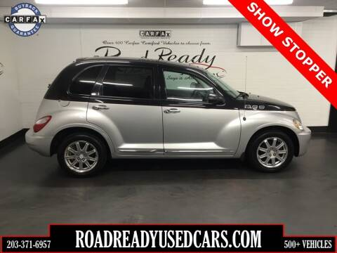 2010 Chrysler PT Cruiser for sale at Road Ready Used Cars in Ansonia CT