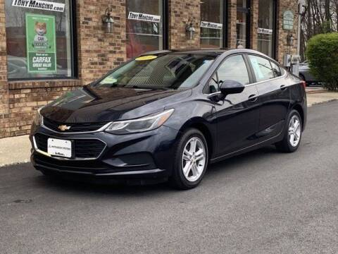 2016 Chevrolet Cruze for sale at The King of Credit in Clifton Park NY