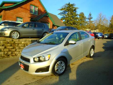 2013 Chevrolet Sonic for sale at Carsmart in Seattle WA