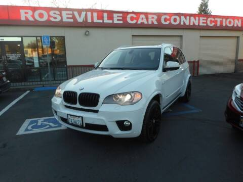 2011 BMW X5 for sale at ROSEVILLE CAR CONNECTION in Roseville CA