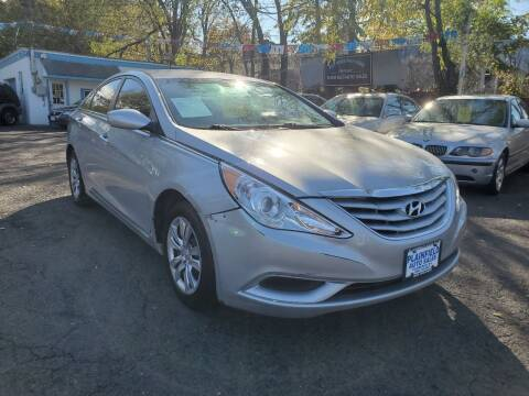 2011 Hyundai Sonata for sale at New Plainfield Auto Sales in Plainfield NJ