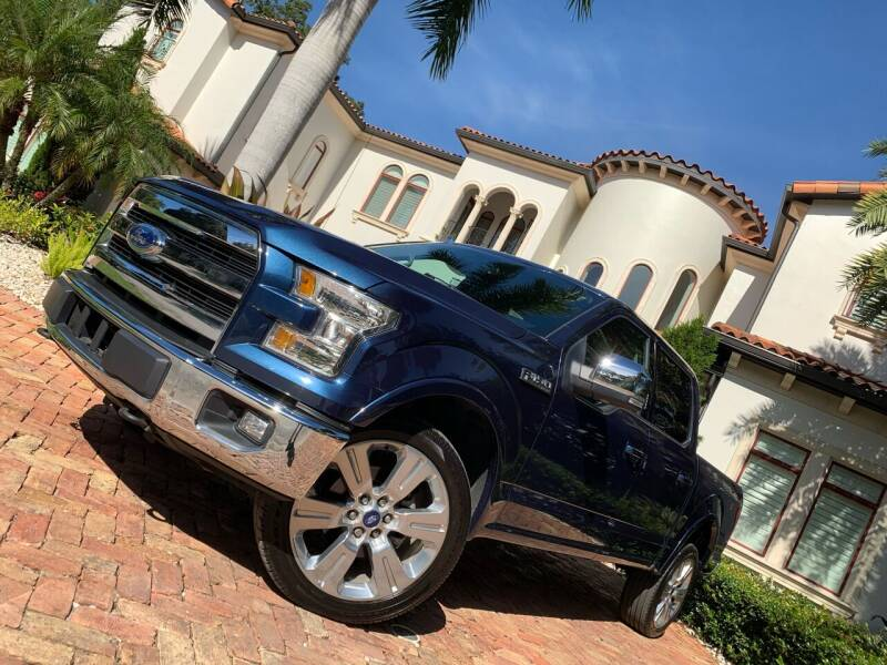 2017 Ford F-150 for sale at Mirabella Motors in Tampa FL