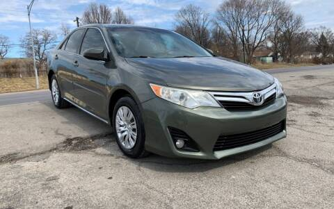 2013 Toyota Camry for sale at InstaCar LLC in Independence MO