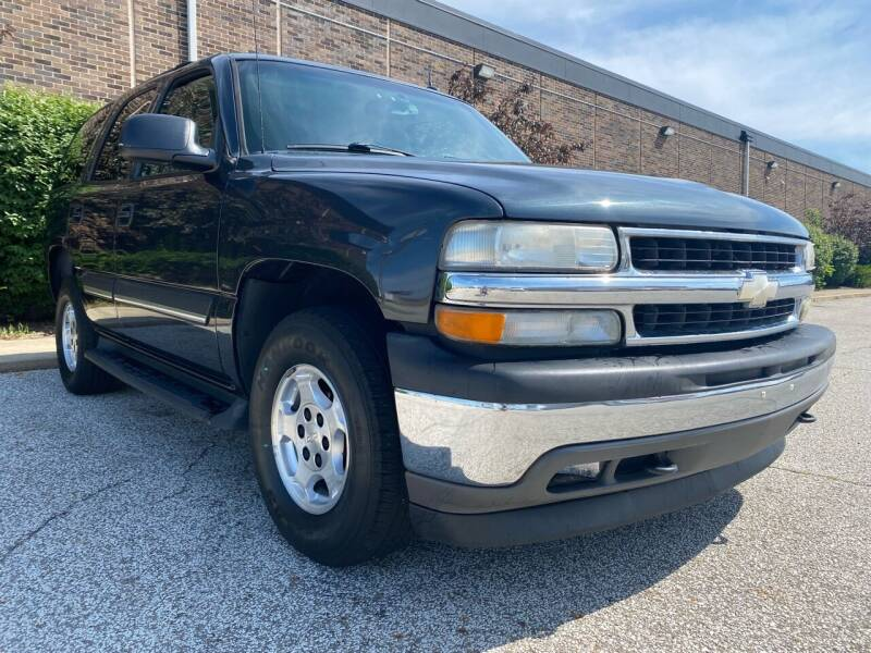 2005 Chevrolet Tahoe for sale at Classic Motor Group in Cleveland OH