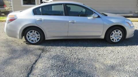 2012 Nissan Altima for sale at Special Finance of Charleston LLC in Moncks Corner SC
