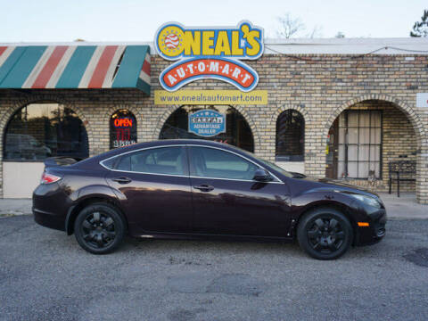 2011 Mazda MAZDA6 for sale at Oneal's Automart LLC in Slidell LA