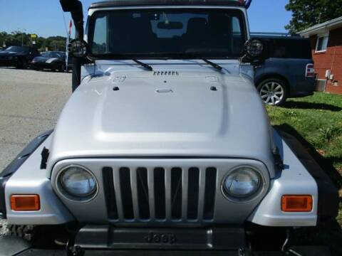 2006 Jeep Wrangler for sale at Z Motors in Chattanooga TN