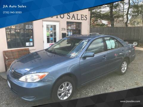 2004 Toyota Camry for sale at JIA Auto Sales in Port Monmouth NJ