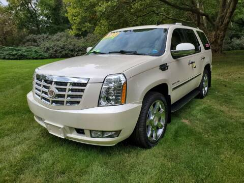 2012 Cadillac Escalade for sale at Mancuso Country Auto in Batavia NY