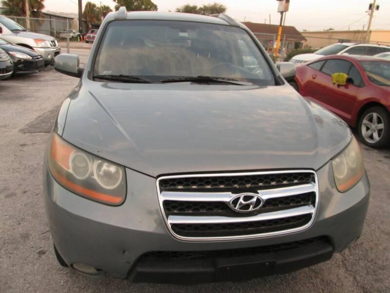 2008 Hyundai Santa Fe SE 4dr SUV - Orlando FL