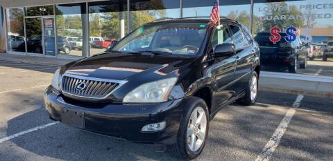 2008 Lexus RX 350 for sale at Carz Unlimited in Richmond VA