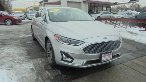 2019 Ford Fusion for sale at Absolute Motors in Hammond IN