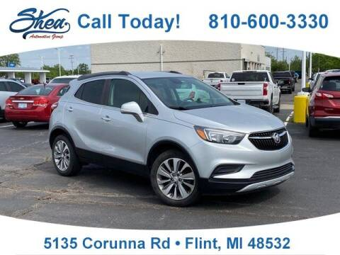 2017 Buick Encore for sale at Jamie Sells Cars 810 - Linden Location in Flint MI